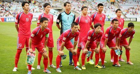 كوريا الشمالية تقترب من كأس آسيا بفوز ساحق على ماليزيا