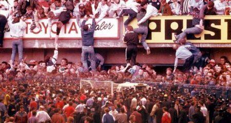 شاهد: مرور 35 عاماً على كارثة ملعب هيسيل