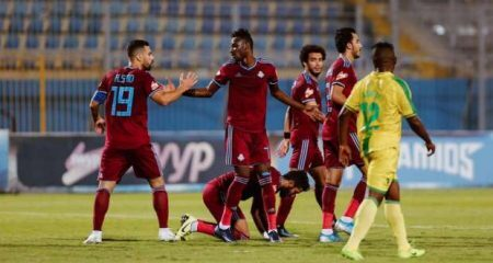 بيراميدز يهزم المصري والنصر الليبي يعود بتعادل سلبي من جنوب إفريقيا