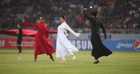 بطولة غرب آسيا مهددة بسبب حفل الإفتتاح !