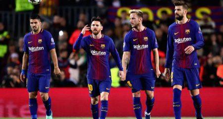برشلونة يعاني دفاعياً في الليجا