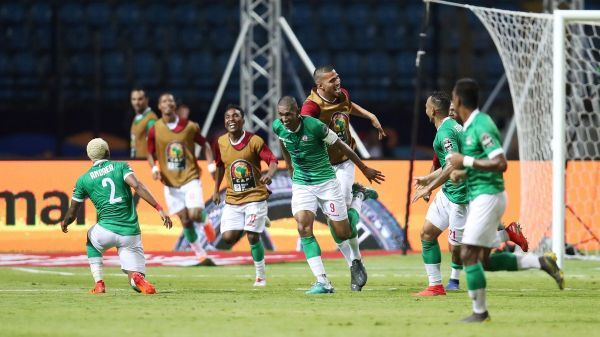 مدغشقر تواصل مشوارها التاريخي في كأس أمم أفريقيا