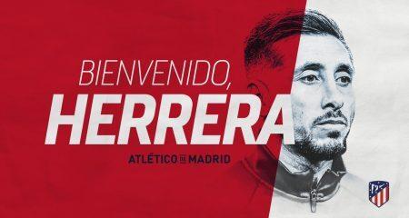 رسمياً.. أتلتيكو مدريد يعلن التعاقد مع هيكتور هيريرا