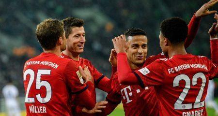 توقيت مباراة بايرن ميونخ وفيردر بريمن في كأس ألمانيا