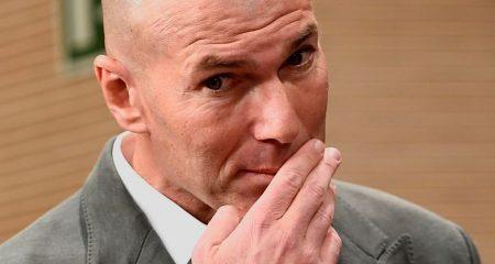 زيدان غاضب من بعض لاعبي ريال مدريد