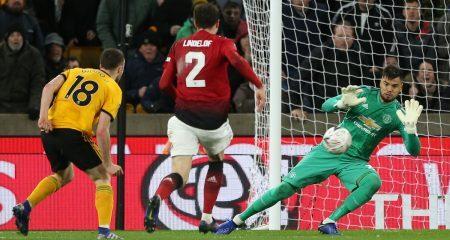 وولفرهامبتون يُقصي مانشستر يونايتد من كأس الإتحاد الإنجليزي