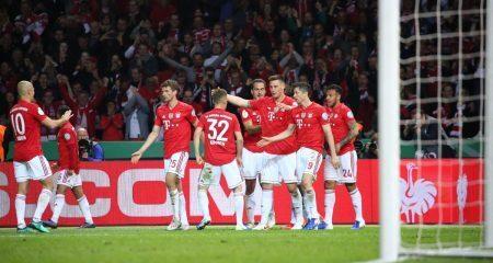 بايرن ميونيخ بطلاً لكأس ألمانيا على حساب لايبزيج