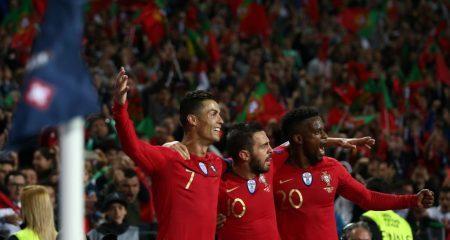 لماذا تتواجد البرتغال في التصنيف الثالث لقرعة يورو 2020 ؟