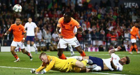 هولندا تهزم انجلترا لتواجه البرتغال في نهائي دوري الأمم الاوروبية