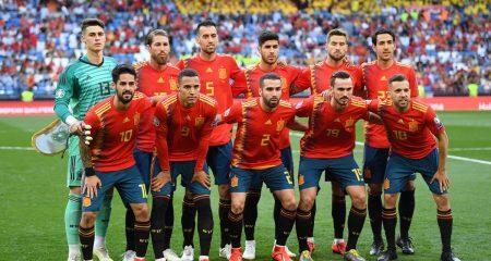 إسبانيا تقسو على السويد بثلاثية نظيفة