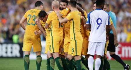 استراليا تتأهل لكأس العالم للمرة الخامسة في تاريخها