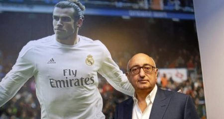وكيل أعماله: بيل ليس سعيداً، وسنتحدث مع رئيس ريال مدريد