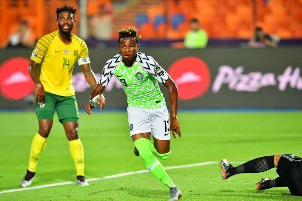 نيجيريا تصعق جنوب إفريقيا في الوقت القاتل وتتأهل لنصف النهائي