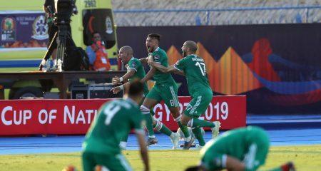 التشكيلة الرسمية للجزائر أمام السنغال