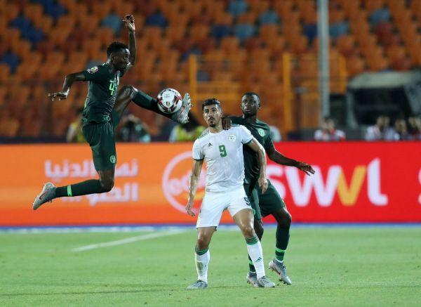 الجزائر تصعق نيجيريا وتضرب موعداً مع السنغال في نهائي الكان