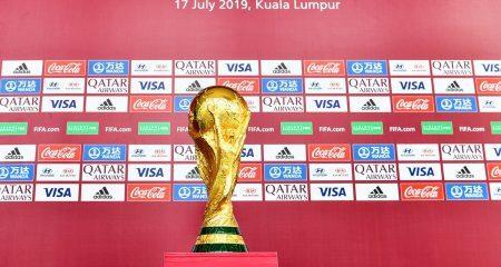 عاجل ... قرعة تصفيات كأس العالم ( آسيا )