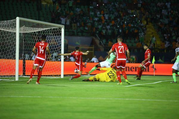 نيجيريا تهزم تونس وتحصد المركز الثالث في الكان