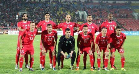 فلسطين تنتصر على اليمن في بطولة غرب آسيا