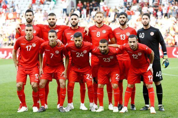 التشكيلة الرسمية لتونس أمام نيجيريا