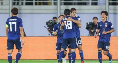 تشكيلة اليابان الرسمية أمام قطر