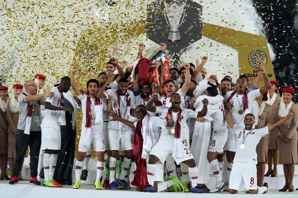قطر تتوج بكأس آسيا للمرة الأولى بفوز مذهل على اليابان