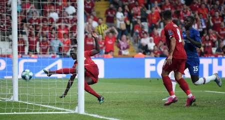 ليفربول يتوج بكأس السوبر الأوروبي على حساب تشيلسي