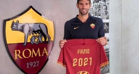رسمياً ... روما يجدد للاعب جديد
