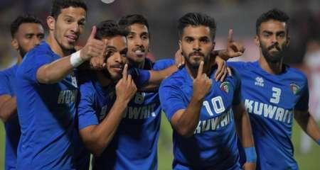 تشكيلة الكويت أمام نيبال