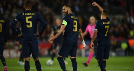صافرة إيطالية لمباراة ريال مدريد في دوري الأبطال