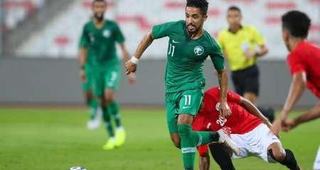 السعودية تتعثر أمام اليمن في التصفيات الآسيوية