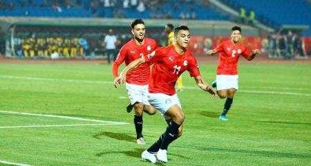 المنتخب المصري تحت 23 سنة يسيطر على الجوائز الفردية