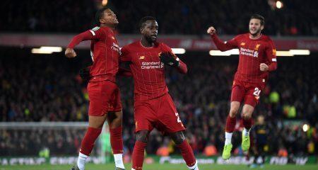 ليفربول يتأهل الى ربع نهائي كأس الرابطة بسيناريو دراماتيكي
