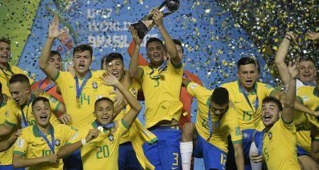 البرازيل تحرز لقب كأس العالم للناشئين