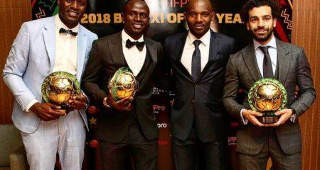 الكاف يعلن عن الأسماء المرشحة لأفضل لاعب إفريقي