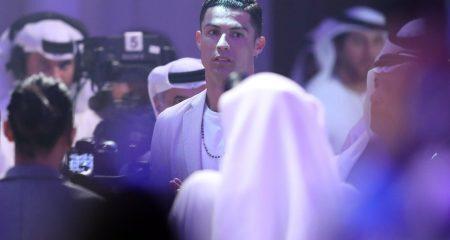 رسميًا: كريستيانو رونالدو أفضل لاعب في 2019 في جلوب سوكر