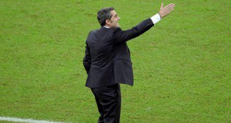 عاجل ... برشلونة إتخذ القرار بإقالة فالفيردي