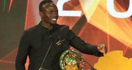 رسمياً .. ماني أفضل لاعب أفريقي في 2019