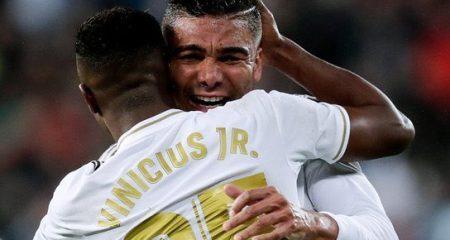 ريال مدريد يجدد عقد كاسيميرو