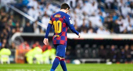 مفاجأة - ميسي يقرر الرحيل عن برشلونة الصيف المقبل