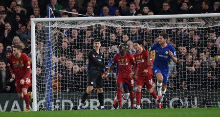 ليفربول يودّع كأس الإتحاد الإنجليزي بالخسارة أمام تشيلسي