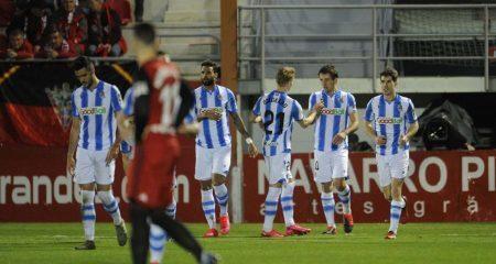 ريال سوسيداد يبلغ نهائي كأس إسبانيا