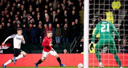 مانشستر يونايتد يتأهل الى ربع نهائي كأس إنجلترا