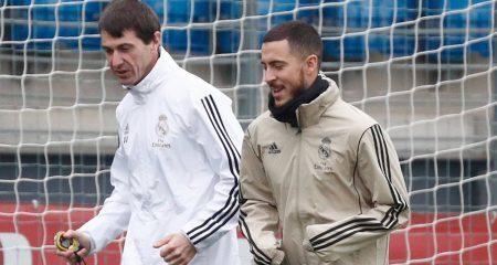 إيدين هازارد يغيب عن ديربي مدريد
