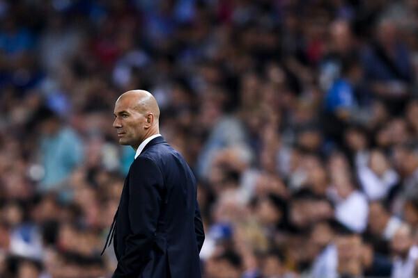 زيدان: مواجهة أتلتيكو مدريد صعبة دائمًا