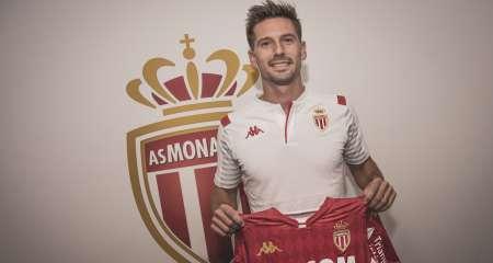 رسمياً ... أدريان سيلفا ينضم لموناكو