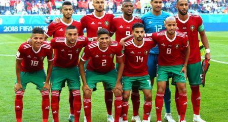 التشكيلة الرسمية للمغرب أمام بوروندي