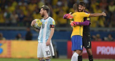 الأرجنتين تستبعد ميسي من المباريات الودية