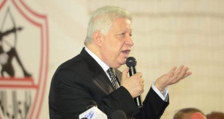 مرتضى منصور: عهد تركي آل شيخ انتهى والأسعار ستنخفض