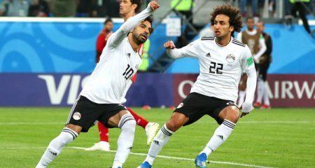 عمرو وردة يختار صلاح على حساب ميسي ورونالدو