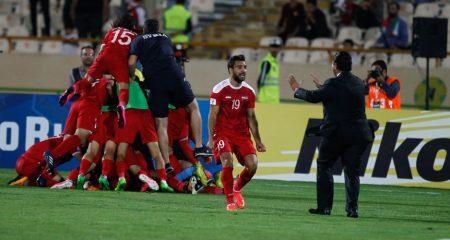 المنتخب السوري يختار ملعبه لمواجهة استراليا